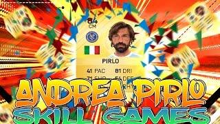 ANDREA PIRLO SKILL GAMES | FIFA 16 MOBILE