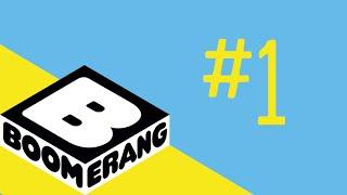 Boomerang Rebrand Soundtrack: Track #1
