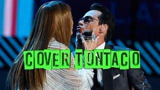 Cover tontaco de Pimpinela con Marc Anthony y Jennifer Lopez