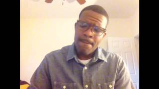 Just For Me- Donnie Mcclurkin Cover