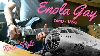 OMD - Enola Gay. Instrumental Guitar Cover