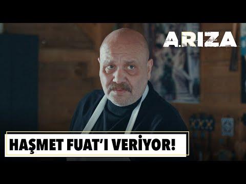 Haşmet Fuat'ı Ali Rıza'ya veriyor! | Arıza 19.Bölüm