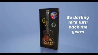 LET'S TURN BACK THE YEARS ~ GEORGE JONES ~ LYRICS