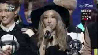 MONSTA X AND SNSD (Girls' Generation) ''MOMENTS'' PART 1.