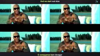 Flo Rida - Whistle [Official Video] (Tradução/Legendado) (Subtitled/Lyrics)