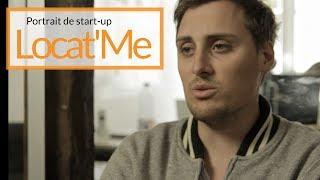 Locat'me - Portrait de start-up