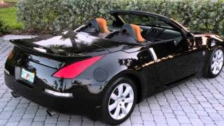 2005 Nissan 350Z Enthusiast Convertible Ft Myers FL for sale in FORT MYERS, FL