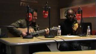 Madrid Boogie Unplugged - VenueConnection feat. Karl Frierson live