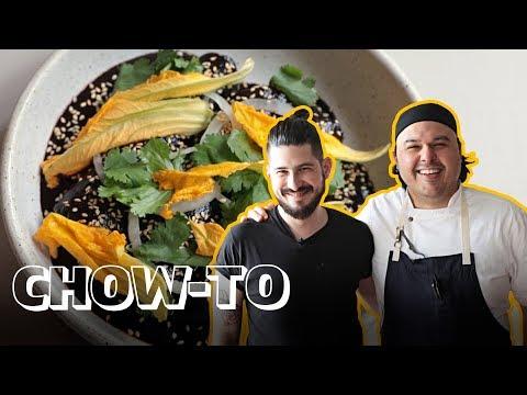 We Made Mole Casero | CHOW-TO
