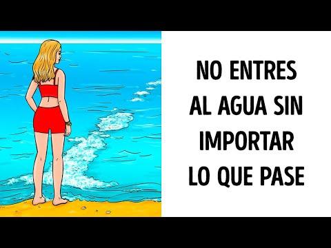 Cómo evitar X peligros obvios que nos esperan en la playa