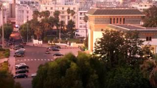 Timelapse - Casablanca (Morocco)