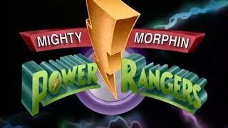 Mighty Morphin' Power Rangers (Season 1) - Opening Theme