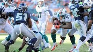 NFL WEEK 1: DOLPHINS 10 VS. SEAHAWKS 12 (FULL GAME REVIEW)