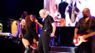 Pitbull - Back In Time - live Manchester 6 August 2013 - HD