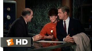 Breakfast at Tiffany's (6/9) Movie CLIP - Cracker Jack Prizes (1961) HD