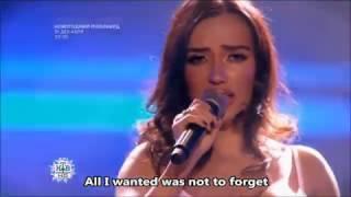 SEREBRO - ОТПУСТИ МЕНЯ / Let Me Go (English Lyric Video)