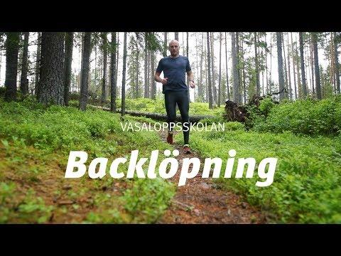 Vasaloppsskolan löpning – Backlöpning