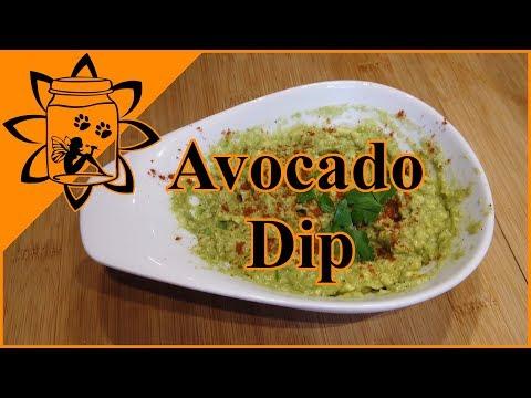 Avocado Dip | Avocado Creme | Garteneinkochfee