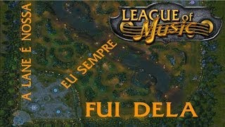 League of Music 8# (País do Futebol MC GUIME Paródia!)