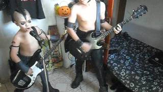 Halloween - Misfits / Performance: Os Desconhecidos