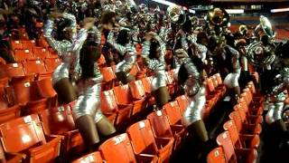 broward in dade band play S.o.S 2012