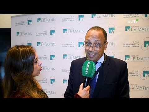 Video : CCGM 2020: Déclaration de Abdellatif Komat, doyen de la FSJES Aïn Chock