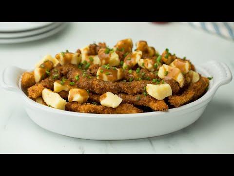 Chicken Fries Poutine ? Tasty
