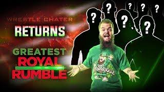 Your Favorite Star Returns ! Shocking Returns At Greatest Royal Rumble 27 April 2018 Highlights