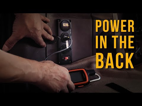 Power in the Back - How To