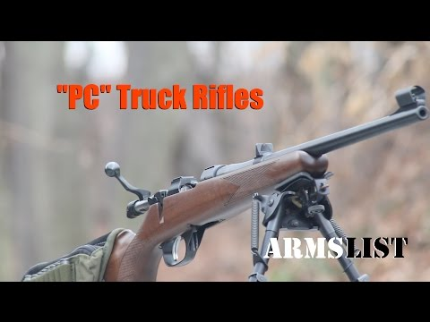 """""""PC"""" Truck/Trunk Rifles - Would you carry one?"""