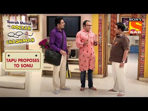 क्या Bhide कर पाएगा Jetha से अपने मन की बात? | Taarak Mehta Ka Ooltah Chashmah|Tapu Proposes To Sonu