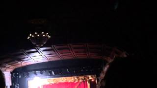 Phantom of The Opera NEW U.S. National Tour Chandelier Crash 2015