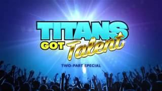 """Cartoon Network - Teen Titans Go! - """"Titans Got Talent"""" Two-Part Special Promo (October 13, 2017)"""
