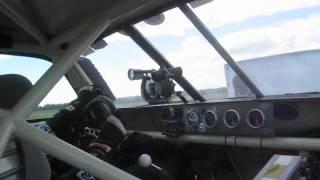 HOT ROD's David Freiburger Going 213 MPH in the So-Al Racing Camaro
