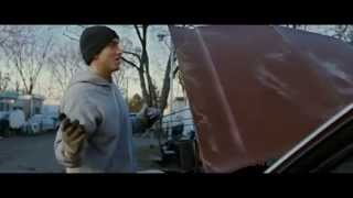8 Mile. Eminem - Live at home in a trailer