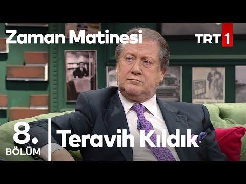 Ahmet Özhan'ın Tasavvufla Tanışması - Zaman Matinesi 8. Bölüm