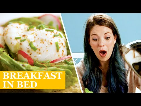 Breakfast In Bed With Hannah Williams