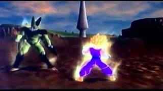 Dragon Ball Raging Blast 2- Cell Games Saga: 12- Cell's Breakdown