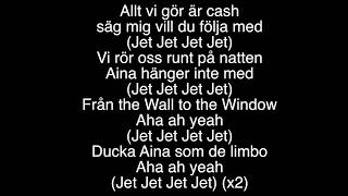 Pyramids - Jet Jet ft, Jireel, Pato Pooh, Lamix (Lyrics)