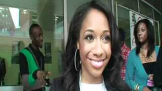 TIFFANY EVANS EXCITED ABOUT THE RELEASE OF HER NEW ALBUM AND SHE IS READY TO SING HER WAY IN 2011