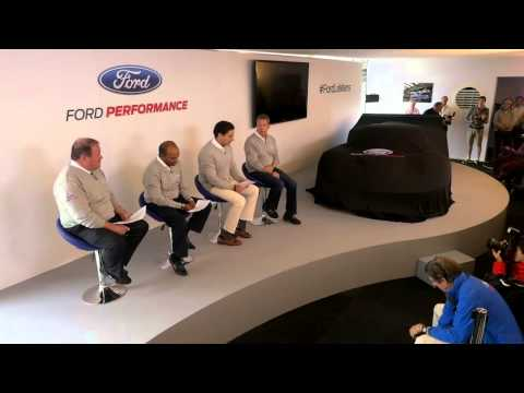 Ford GT - Return to Le Mans FULL Press Conference