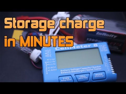 DRASTICALLY REDUCE your storage charge time. Cellmeter 8. Tech Tuesday.