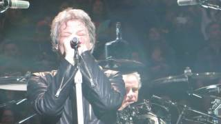 "Bon Jovi ""It's My Life"" Live @ Madison Square Garden"