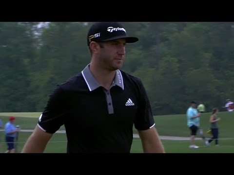 Dustin Johnson continues birdie barrage at Shell