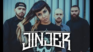 JINJER at SUMMER BREEZE Open Air 2018