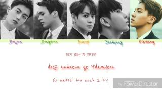 Beast - Butterfly [ Color coded lyrics - han/rom/eng ]