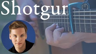 Shotgun - George Ezra - Fingerstyle Guitar Cover (Free Tabs)