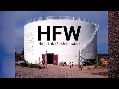 Неделя моды в Хельсинки HFW  Helsinki Fashion Week
