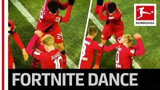 Brandt's Fortnite Goal Celebration