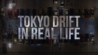 Tokyo Drift in Real Life